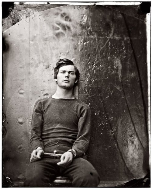 Lewis Thornton Powell, Lincoln assignation conspirator