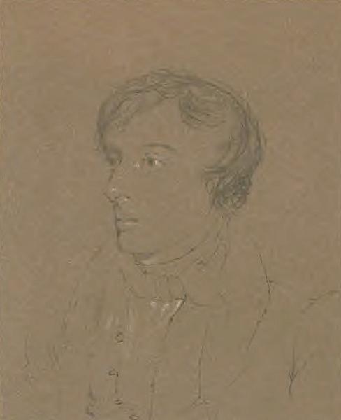 Portrait of John Nicholas Rhodes