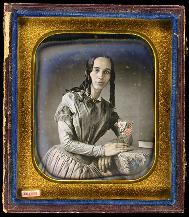 (Anna) Miriam Bailey Easterly, dated August 1849