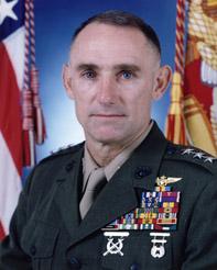 Lieutenant General John E. Rhodes